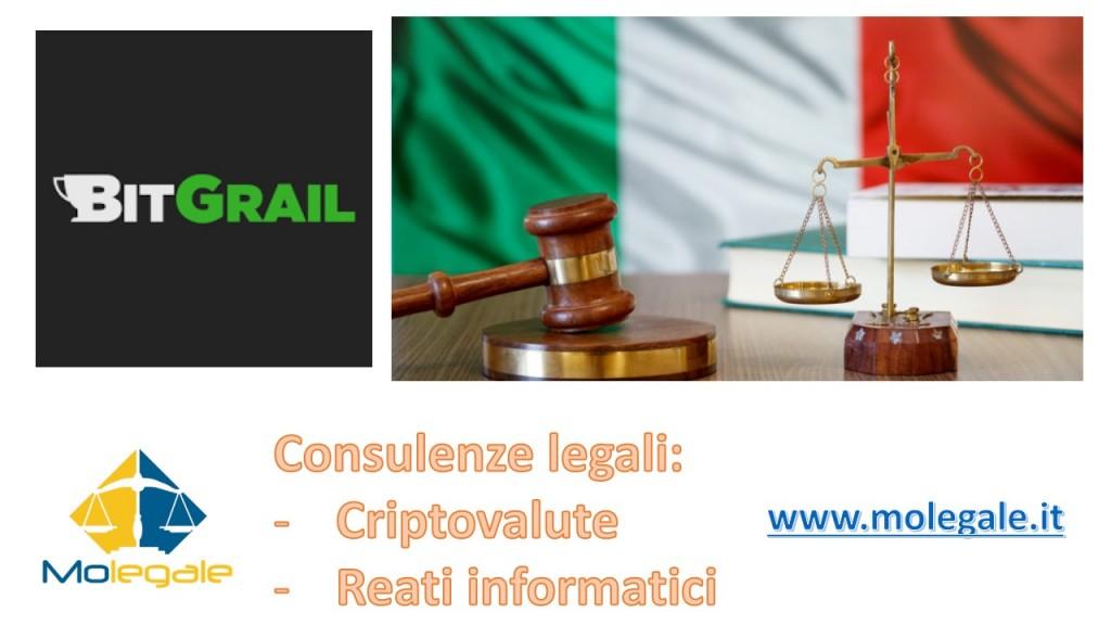 avvocato criptovalute studio legale reati informatici
