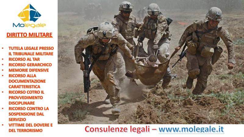 visita fiscale del militare della polizia avvocato militare studio legale
