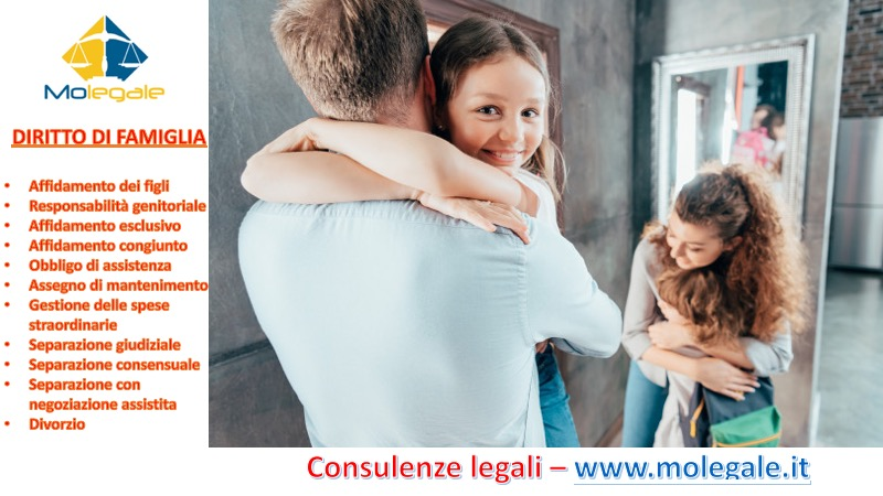 avvocato separazione divorzio diritto di famiglia a Pistoia