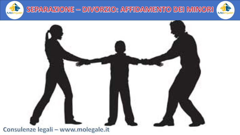 affidamento dei minori avvocato studio legale