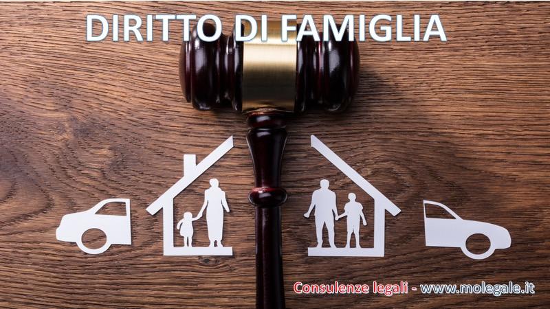 diritto di famiglia separazione divorzio emergenza covid-19 studio legale
